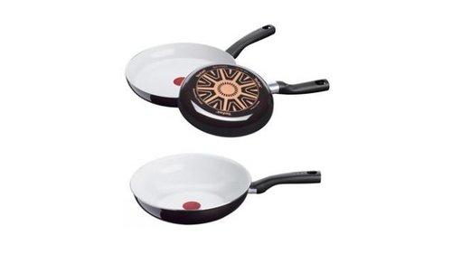 Tefal Serie Ceramic Control White