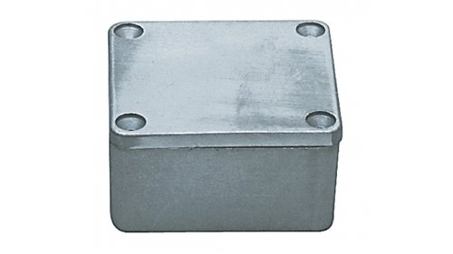 Aluminium Kasten