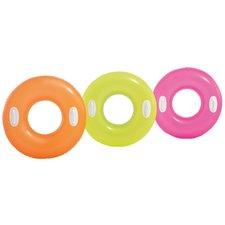 Intex Hi-Gloss Zwemband met Handgrepen 76cm Assorti