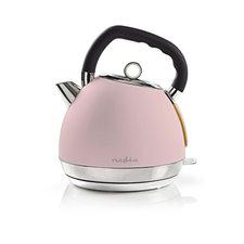 Nedis KAWK520EPK Waterkoker 1,8L 2200W Soft-Touch Roze