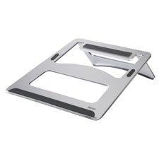 Hama Notebook-stand Aluminium Zilver