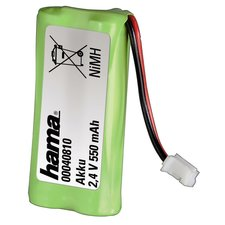 Hama Batterij Nimh 2.4V/550 Siemens Giga