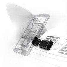 Hama Universele Smartphonehouder Toestellen Met Breedte 6 - 8 Cm Zwart