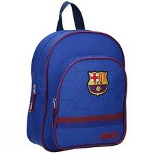FC Barcelona Kinderrugzak met Logo Blauw/Rood