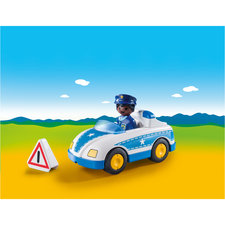 Playmobil 123 9384 Politiewagen
