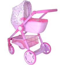 Baby Born Poppenwagen met Luiertas