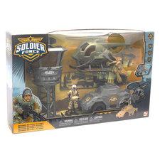 Soldier Force Verdediging Buitenpost Speelset
