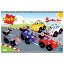 Abrick Autoset 5-delig