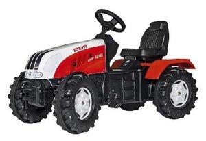 Rolly Toys 035304 FarmTrac Steyr CVT6225 Traptractor