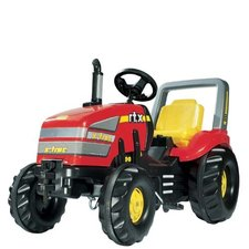 Rolly Toys 035557 RollyX-Trac Traptractor