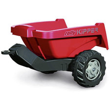Rolly Toys 128815 RollyKipper II Aanhanger Rood