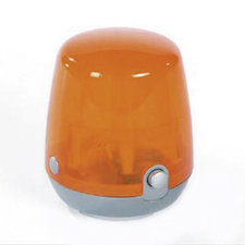 Rolly Toys 409556 Zwaailicht Oranje