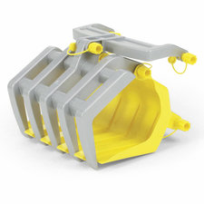 Rolly Toys 409679 RollyTimber Lader Aanbouwset