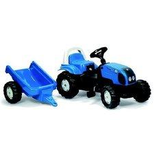 Rolly Toys 011841 RollyKid Landini Power Farm 100 Tractor + Aanhanger