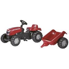 Rolly Toys 012305 RollyKid Massey Ferguson Tractor + Aanhanger
