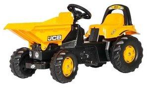 Rolly Toys 024247 RollyDumperKid JCB Tractor met Kiepbak