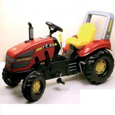 Rolly Toys 035564 RollyX-Trac Traptractor met Rem en Versnellingen