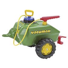 Rolly Toys 122868 RollyVacumax Tanker met Waterspuit Groen