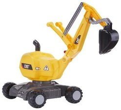 Rolly Toys 421015 RollyDigger CAT Graafmachine