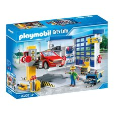Playmobil 70202 City Life Autogarage