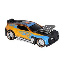 Hot Wheels RC Hyper Racer met Licht en Geluid