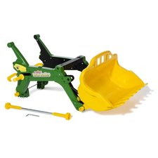 Rolly Toys 408955 RollyTrac Lader Premium Groen/Geel