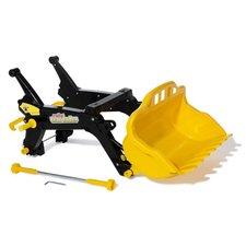Rolly Toys 408962 RollyTrac Lader Premium Zwart/Geel