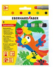 Eberhard Faber EF-529006 Gelkleurpotloden 6 Kleuren In Karton Etui