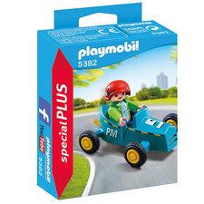Playmobil 5382 Jongen met Kart