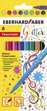 Eberhard Faber EF-551008 Viltstiften Glitter
