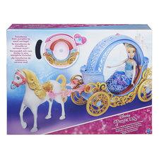 Hasbro Speelset Disney Princess Assepoester Magische Koets