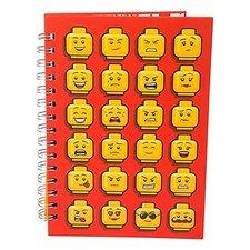 Lego Superstar Notitieboekje met Ringband A5 Assorti
