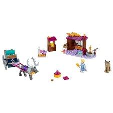 Lego 4+ Disney Frozen 2 41166 Elsa's Koetsavontuur