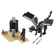 Lego Minecraft 21151 Laatste Gevecht