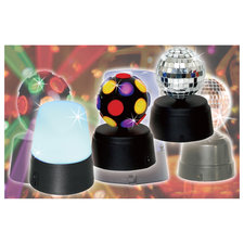 3in1 Disco Party Set