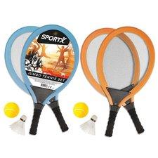 SportX Jumbo Tennisset Assorti