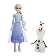 Disney Frozen 2 Elsa en Olav met Licht en Geluid