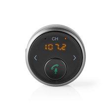 Nedis BTMA100BK Bluetooth® Multi-adapter Hands-free Bellen Fm Tot 5,5 Uur Speeltijd Voice Control