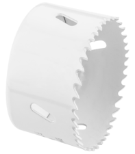 Graphite Gatenboor 73x38mm HSS-Bi-Metaal Voor O.a. Hout Metaal Kunstof En Plastic