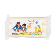 Creall Boetseerklei Soft Wit 500 gram