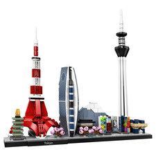 Lego Architecture 21051 Skyline Tokio