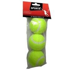 SportX Tennisballen 3 Stuks
