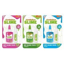 Sambro Nickelodeon Slime DIY Pack Assorti