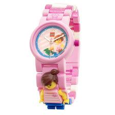 Lego 8021667 Classic Pink Horloge