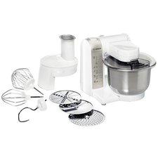 Bosch MUM48W1 Keukenmachine Wit/RVS