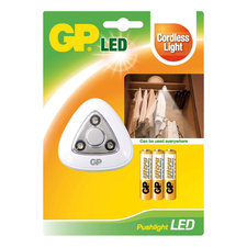 GP Lighting Gp Pushlight Led Lamp Bl