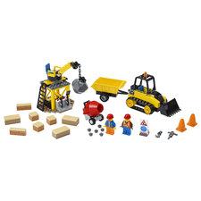 Lego 4+ City 60252 Bouwplaats