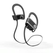 Hama Bluetooth®-koptelefoon Voice Sport In-ear Microfoon Oorbeugel Spraak.