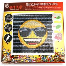 Emoji Diamond Painting Assorti