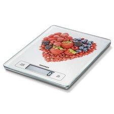 Soehnle 66311 Page Profi Fruit Heart Digitale Keukenweegschaal Wit